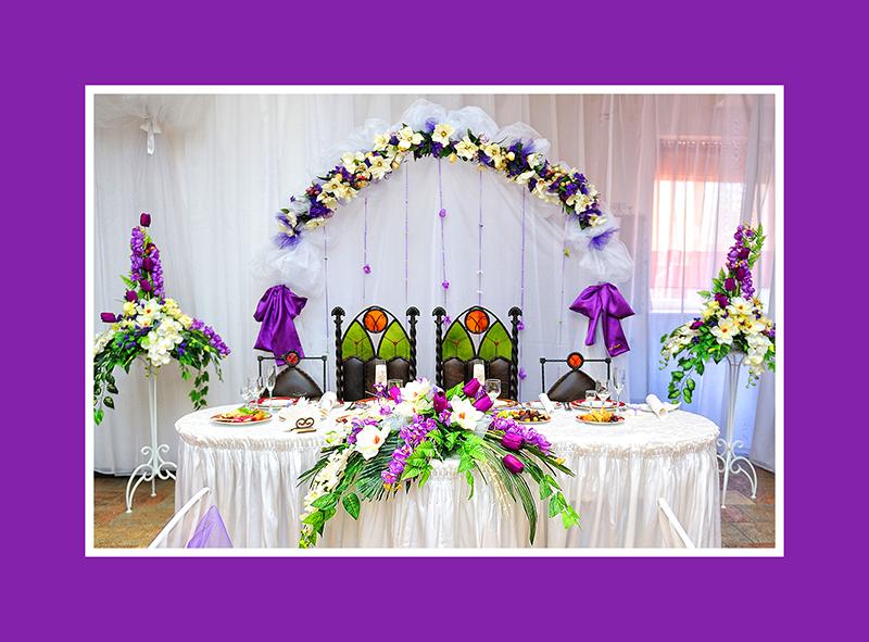 Brautpaartisch Hintergrund 2